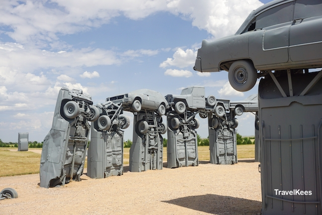 Nebraska, Alliance, Carhenge