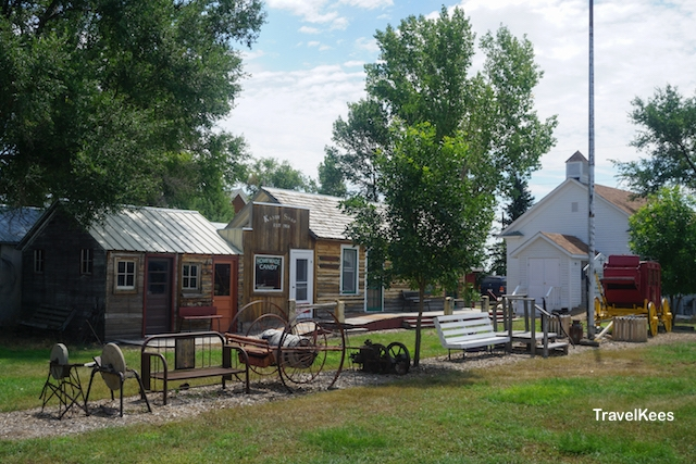 Nebraska, Dobbys Frontier Town