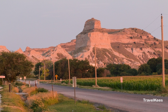 Nebraska, Scotts Bluff,