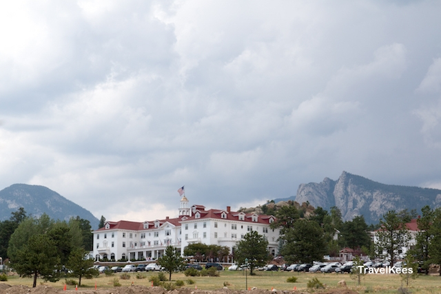 The Shining, Stanley Hotel, Estes Park, Rocky Mountain National Park