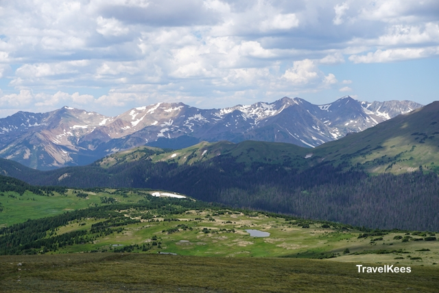 rocky mountain national park, trail ridge road