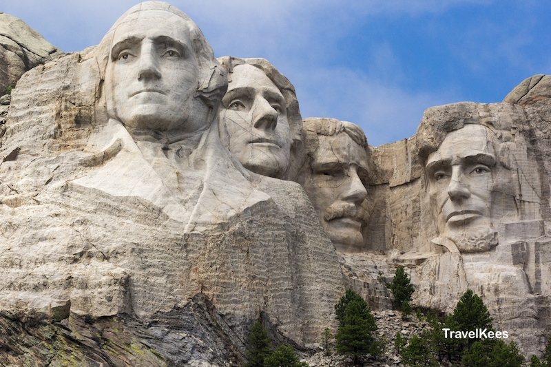 Mount Rushmore, Black Hills