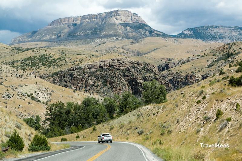 Bighorn Mountains, Wyoming, road trip,