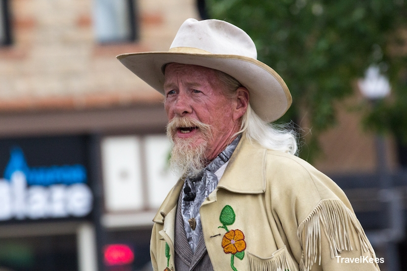 Cody, Wyoming, Buffalo Bill