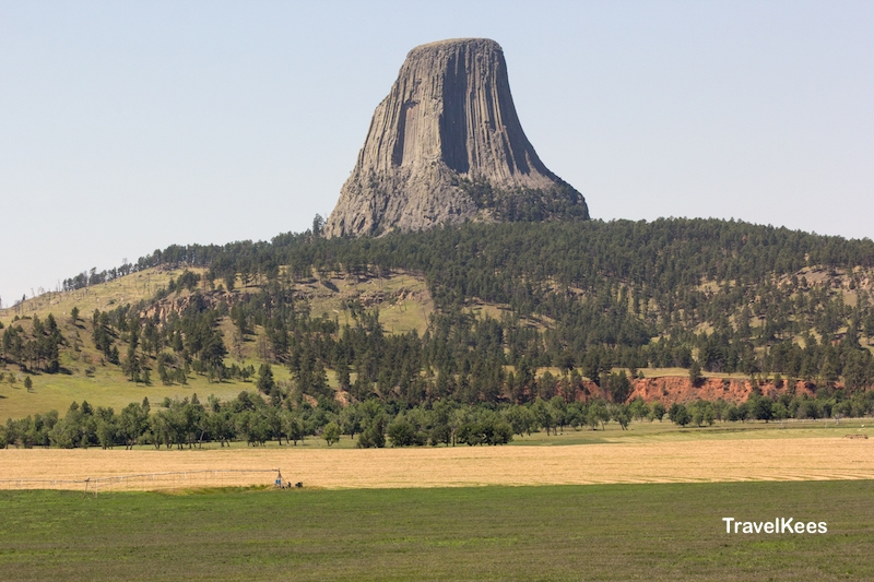 wyoming, devil's tower