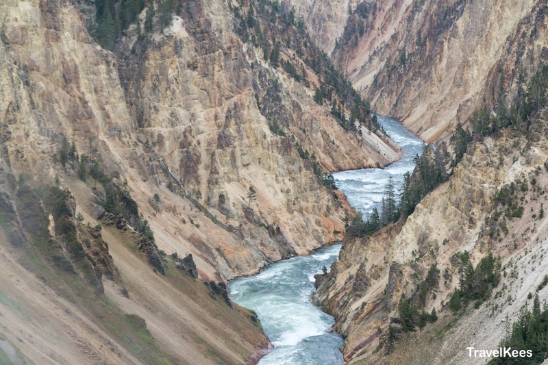 Yellowstone, Grand Canyon of the Yellowstone, Yellowstone River,