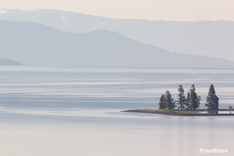 lake yellowstone, Yellowstone, meer