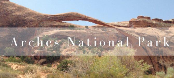 Arches National Park en wat je nog meer kan doen bij Moab
