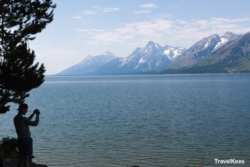 Lake Jackson, Grand Teton, National Park,