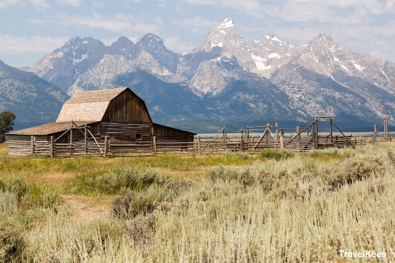 Mormon Row, Grand Teton, Moulton Barns, national park,