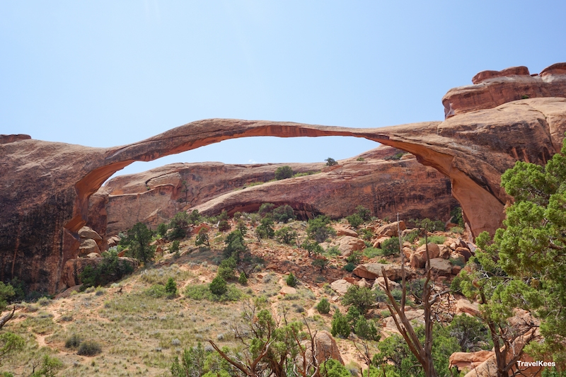 arches, national park, arches national park, landscape arch,