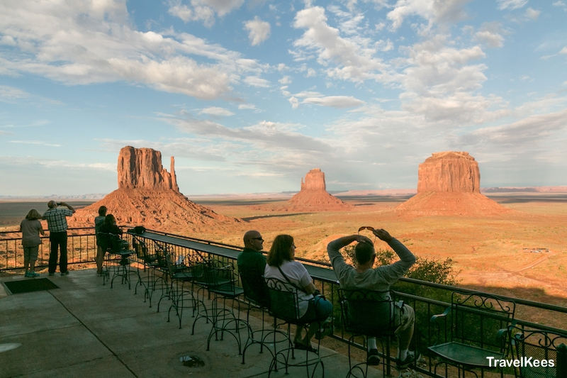 monument valley, the view,
