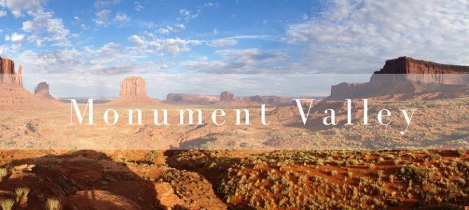Het kleurenspektakel van Monument Valley