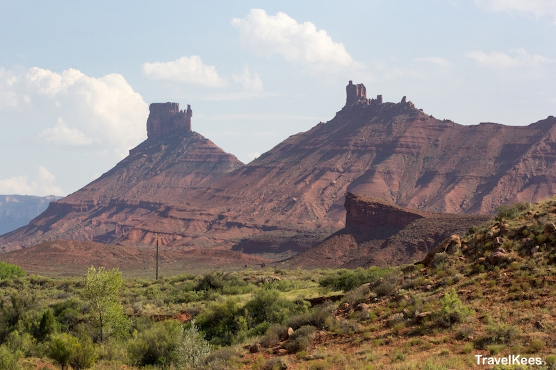 utah, river road, scenic byway, us128, castle valley