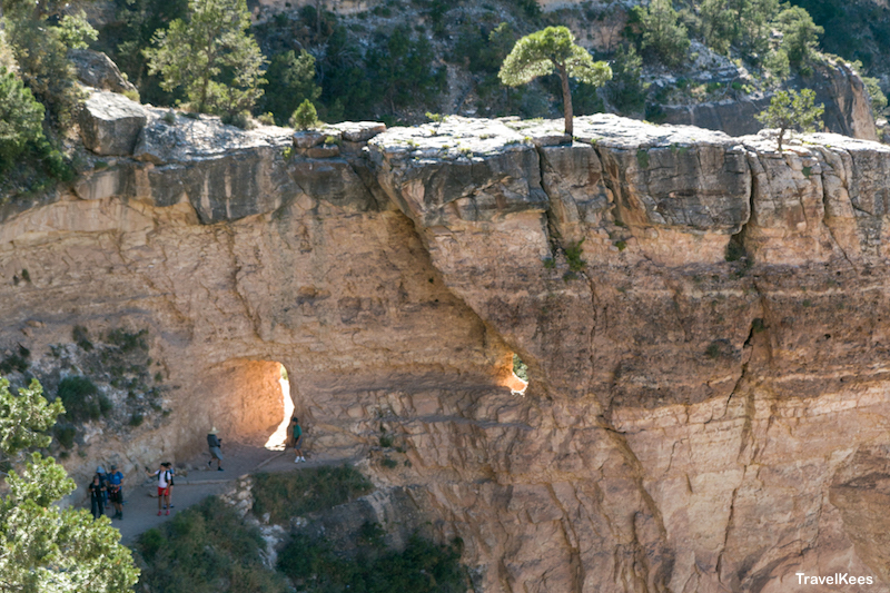 grand canyon, national park, bright angel trail,