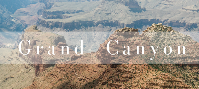 Grand Canyon: de triomftocht van de Coloradorivier