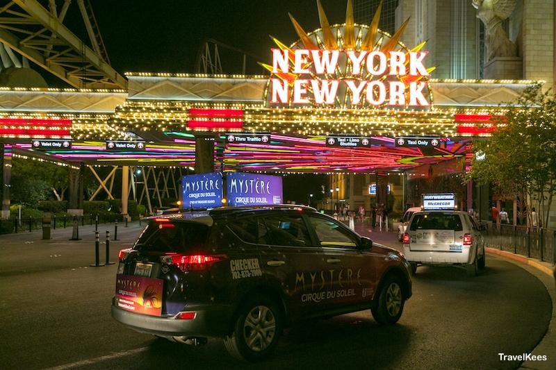 las vegas, new york new york hotel,