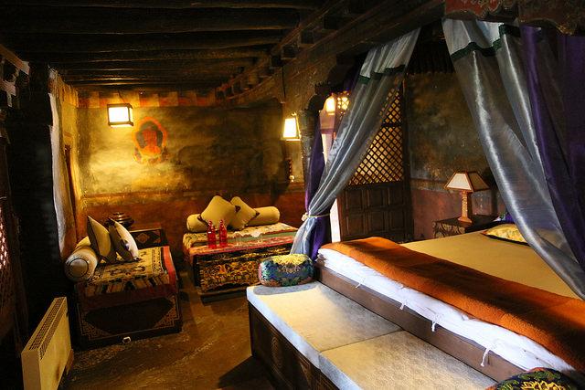 stok palace, kamer, queen room, leh, ladakh
