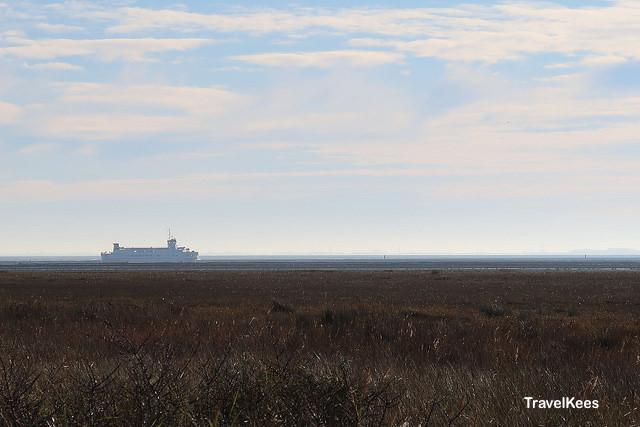 schiermonnikoog, wad, veerboot, ferry