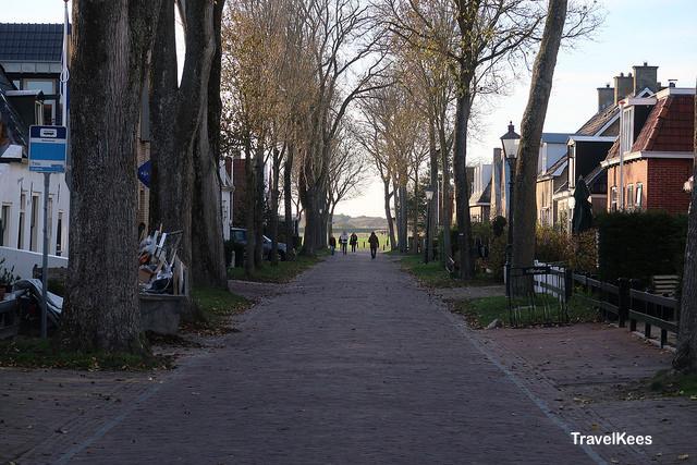 schiermonnikoog, middenstreek