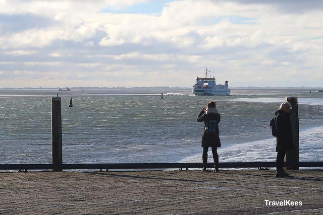 schiermonnikoog, ferry, veerdienst