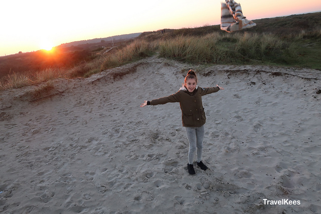 schiermonnikoog, sunset, zonsondergang