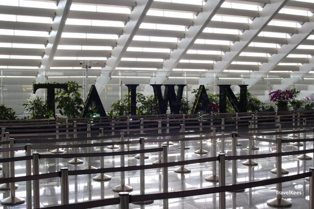 immigratie taoyuan airport
