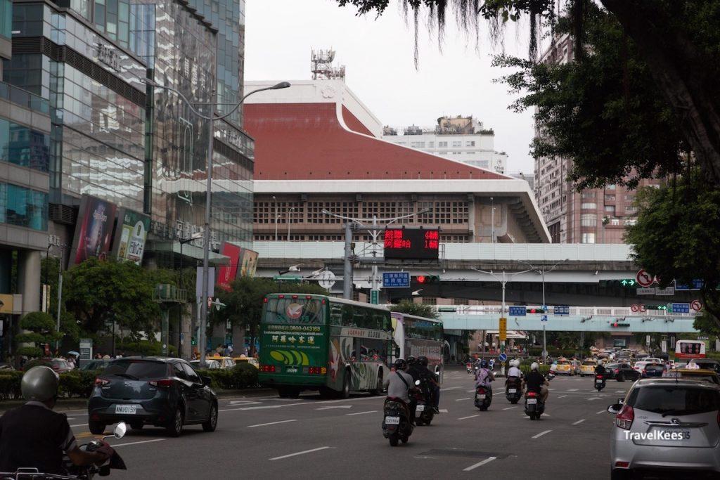Taipei Main Station,