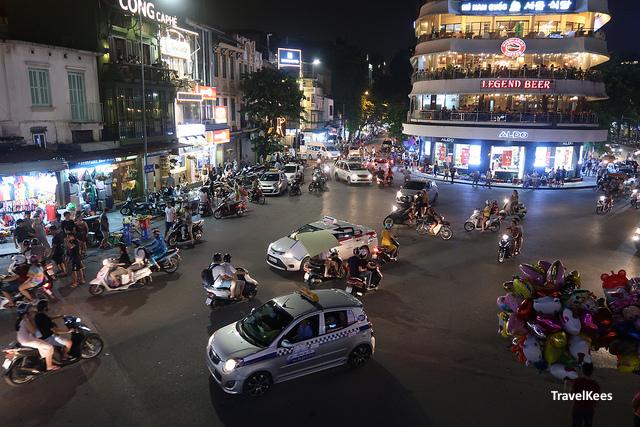 hanoi old quarter, hanoi, nightlife,
