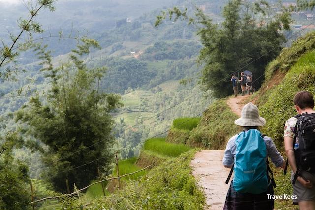 sapa, sapa trekking, trekking, vietnam, wandelen