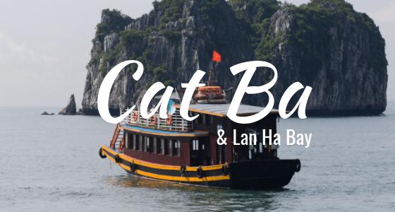 Cat Ba, de achterdeur naar Halong Bay