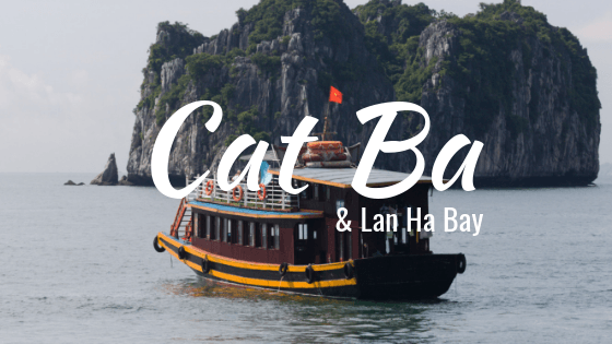 cat ba, lan ha bay, halong bay,
