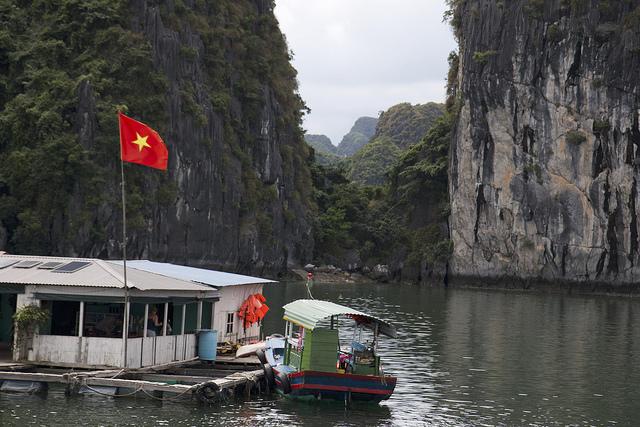 Lan Ha Bay,