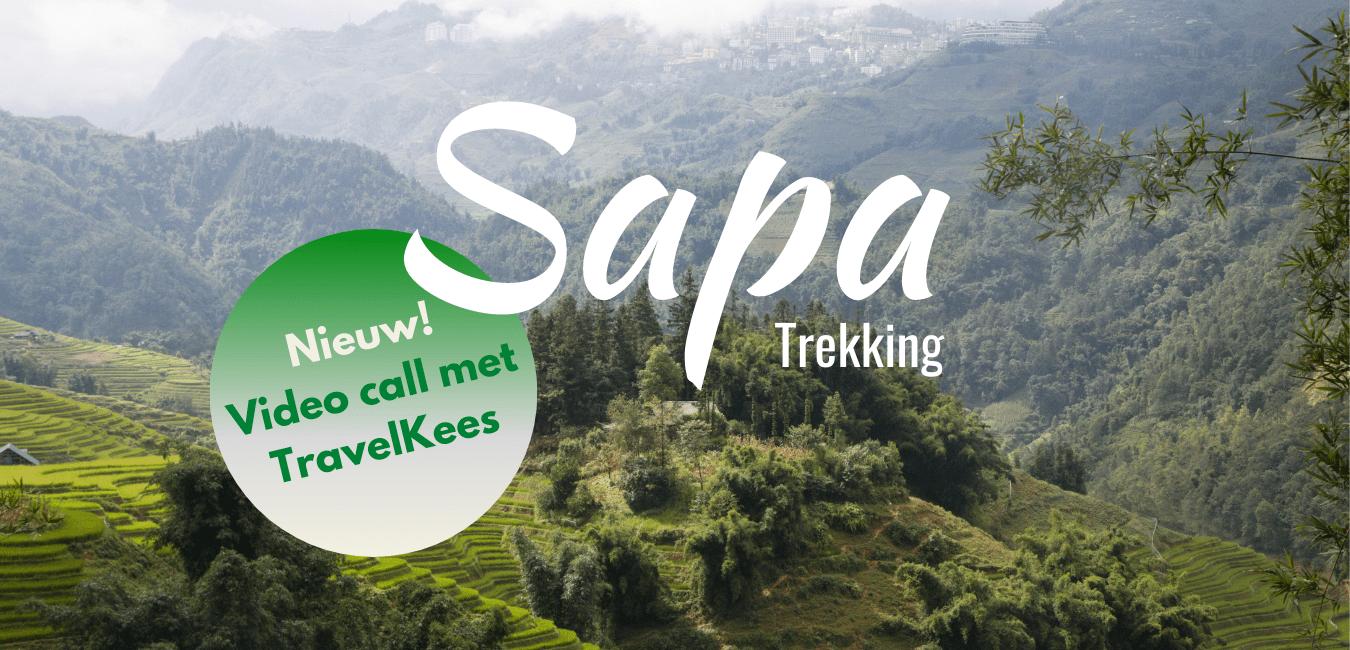 sapa trekking met kinderen travelkees video call