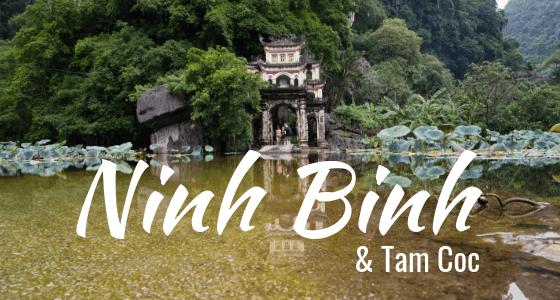 Ninh Binh en Tam Coc: de schoonheid van het Vietnamese platteland