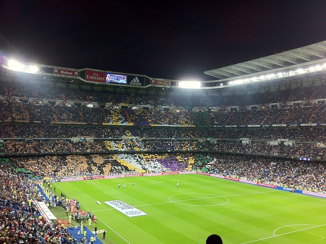 bernabeu voetbalstadion, real madrid, stedentrip madrid