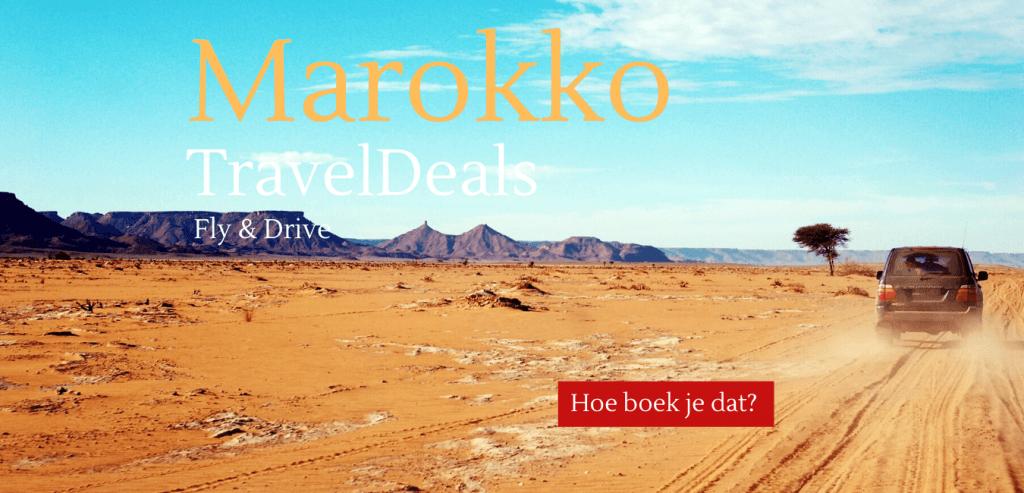 marokko fly drive