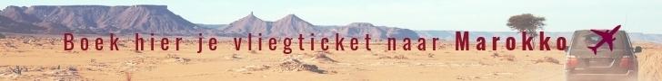 vliegticket Marokko voor fly drive marokko