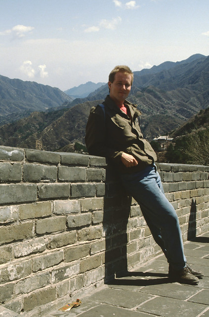 travelkees, great wall of china, chinese muur,