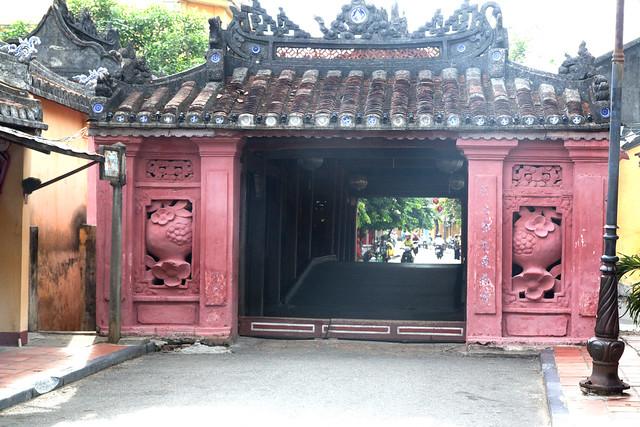 Japanse brug in Hoi An