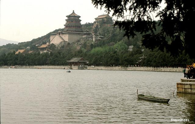 kunmingmeer bij het zomerpaleis