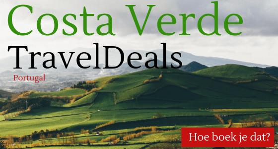 Costa Verde Portugal: pakketreis of zelf samenstellen