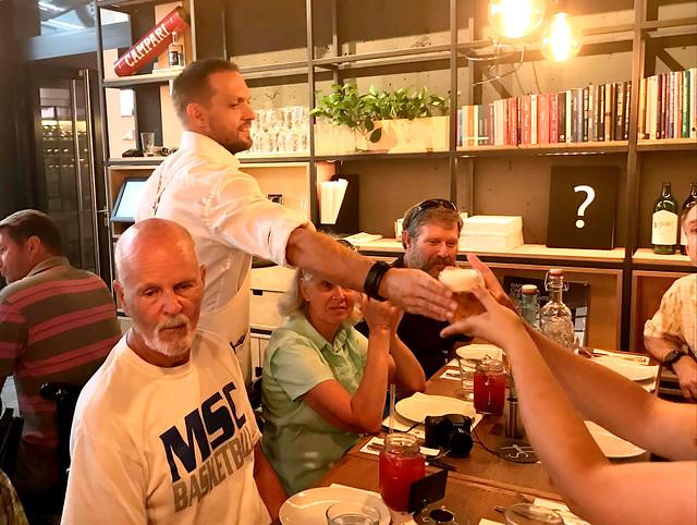 bistro Spejle, food tour door Praag