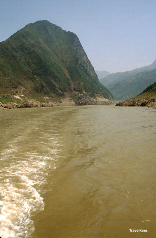 drie kloven yangtze rivier