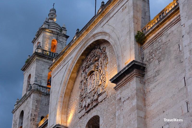 kathedraal van mérida, mexico