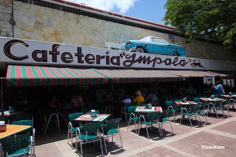 cafetaria Impala, mérida