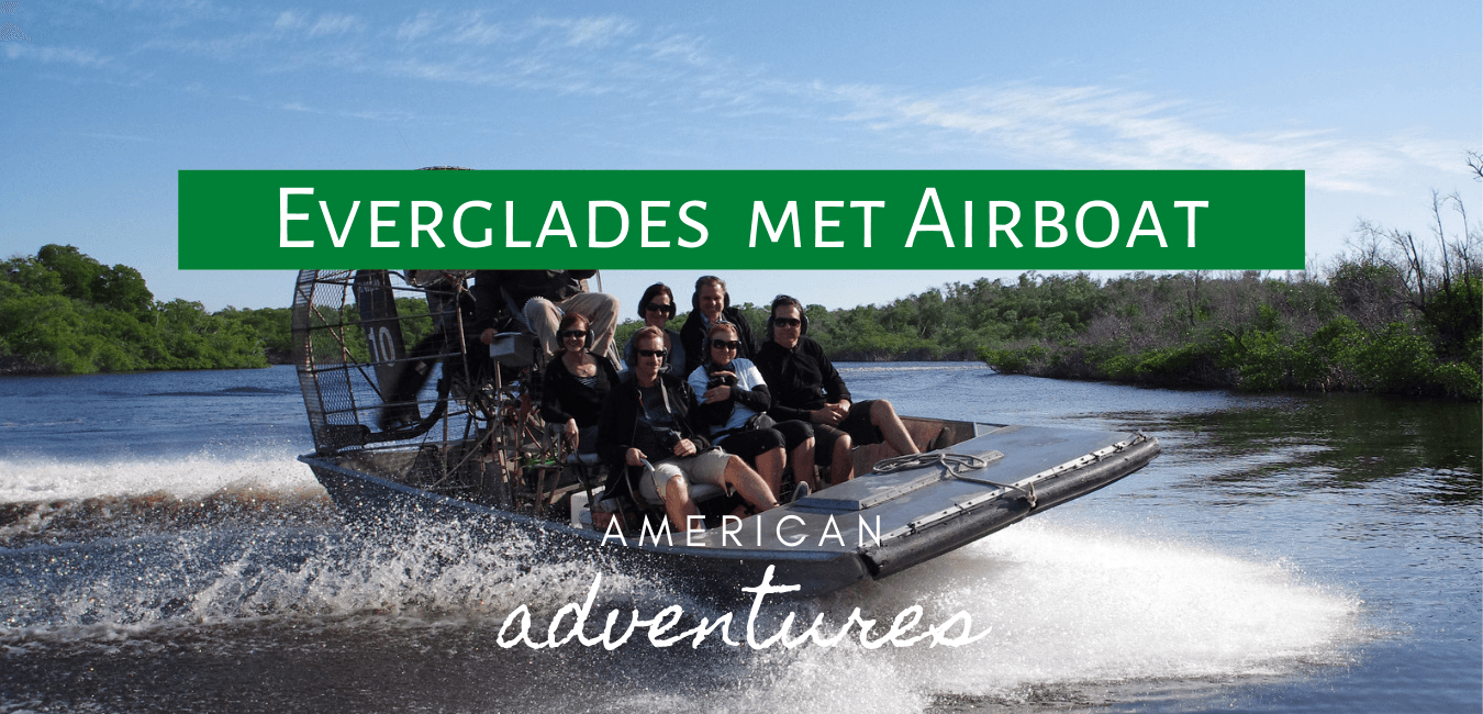 everglades met airboat