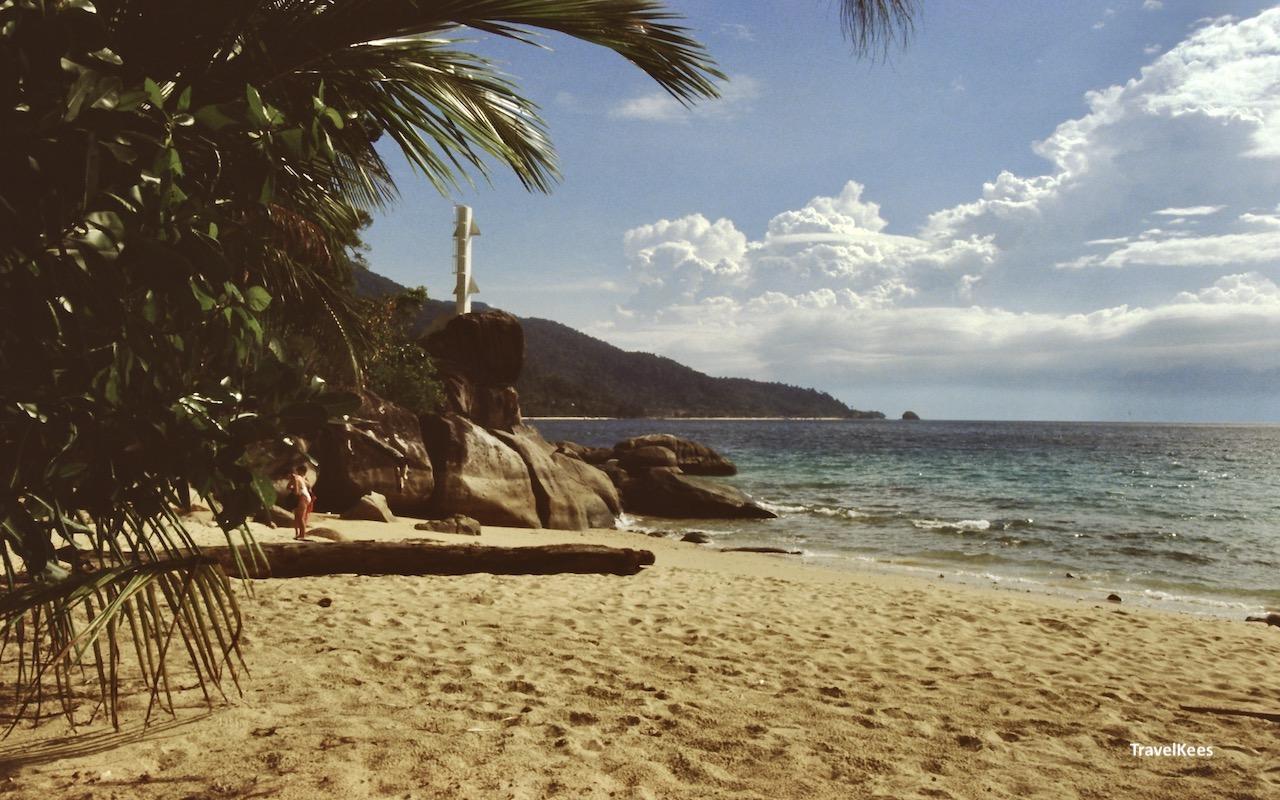 strand op tioman